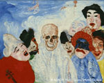 Exposition Mus�e d'Orsay Paris James Ensor