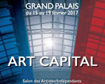 Expo Paris Grand Palais Art Capital 2017
