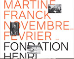 Expositions Paris Fondation Henri Cartier-Bresson Martine Franck