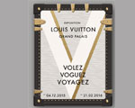 Expo Paris Grand Palais Louis Vuitton
