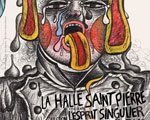 Expo Paris Halle Saint Pierre Art Singulier