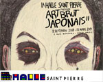 Expo Paris Halle Saint Pierre Art Brut Japonais