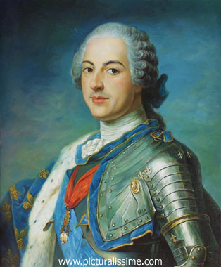 Delatour Louis XV