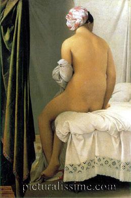 pour ceux qui aiment la peinture Ingres_la_baigneuse