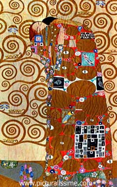 Gustav Klimt accomplissement