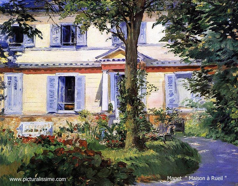 Manet maison rueil for Maison de l europe rueil