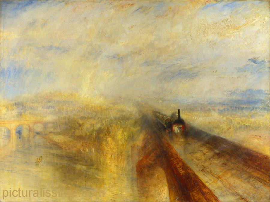 [Art] Peintures & autres oeuvres picturales Turner_pluie_vapeur_vitesse_l