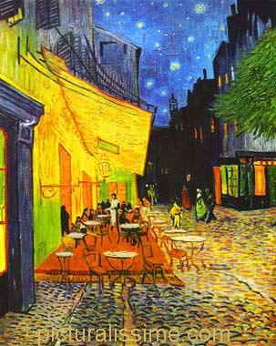 Résultat d'images pour tableaux arles van gogh